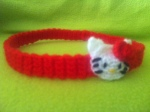 Diadema Hello Kitty Roja